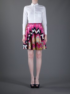 Updated Carven Skater skirt from spring 12. Click to buy at farfetch.com