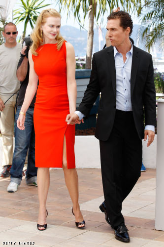 "Nicole Kidman and Matthew McConaughey at the ""The Paperboy"" Photocall - 65th Annual Cannes Film Festival"