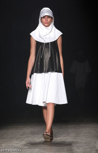 Yigal Azrouel spring/summer 2013
