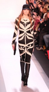 Do you have the body for it? Herve Leger Fall 2013 Runway Review and Fashion Show Trends