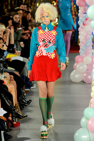 Meadham Kirchoff Spring 2012