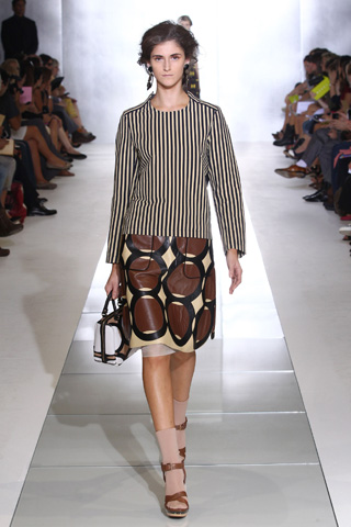 Marni -  Spring 2012 Milan Fashion Week
