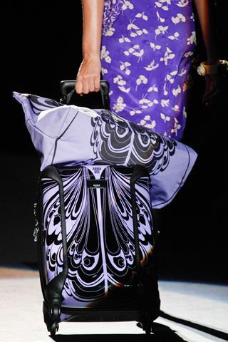 Anna Sui Suitcase