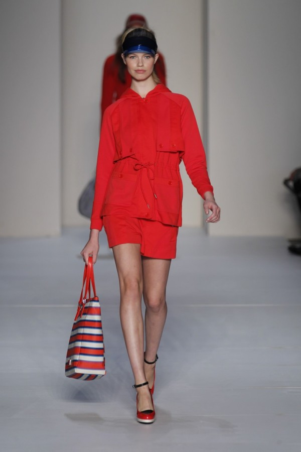 Marc by Marc Jacobs Spring 2012 fashion show
