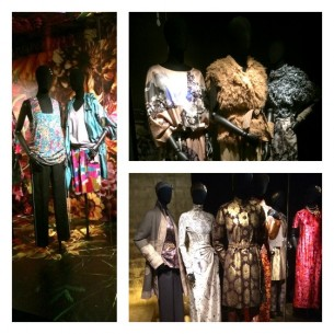 You really want to see this Dries Van Noten Paris Exhibition