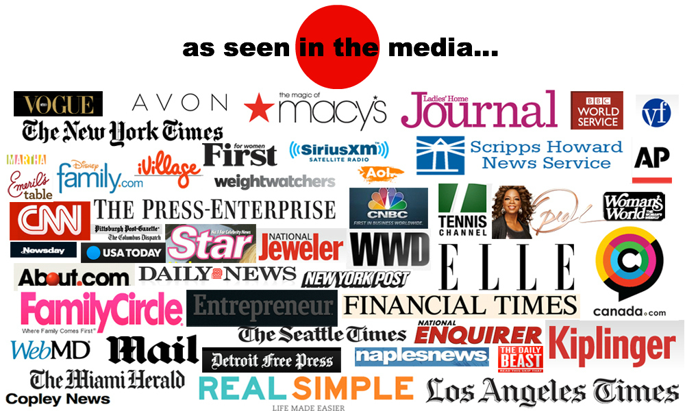 Sharon Haver + FocusOnStyle as seen in the media...