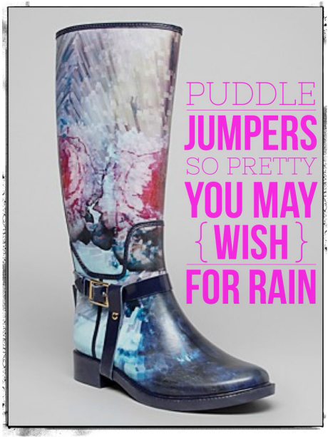 puddle jumpers so pretty