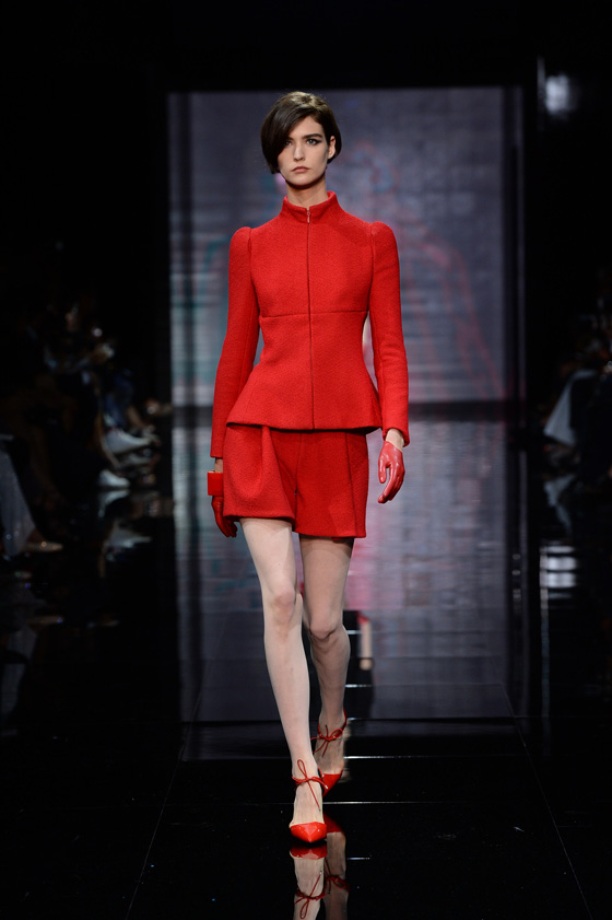 Armani Privé  Fall / Winter 2014-2015