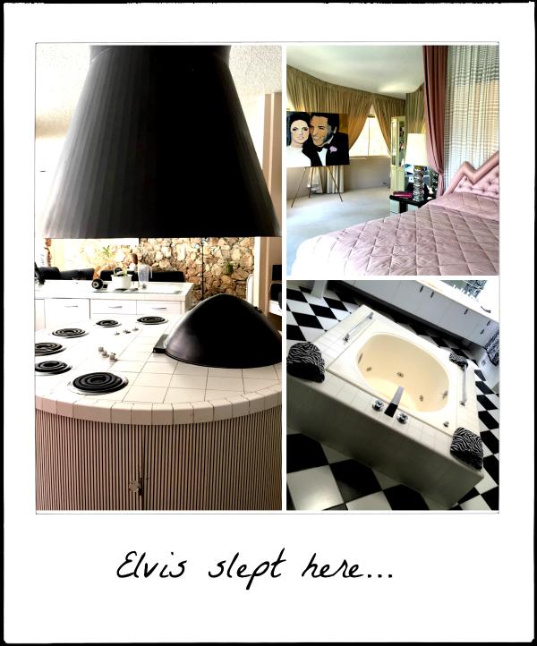 Elvis slept here...