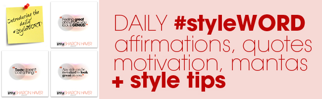 The Daily StyleWord