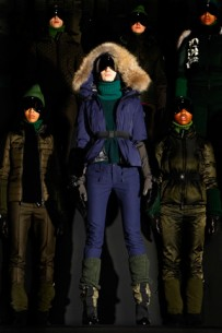 Moncler Grenoble Fall 2013 Fashion Show Photos