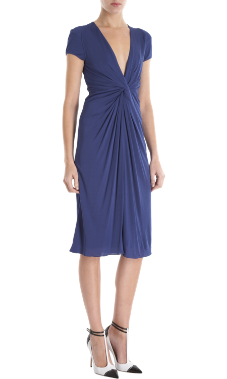 DEREK LAM Cal Sleeve Dress $990 NOW $249 74% OFF
