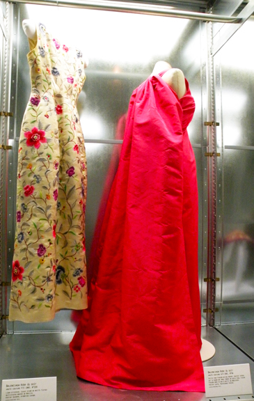 Cristobel Balenciaga, Collector of Fashions in Paris