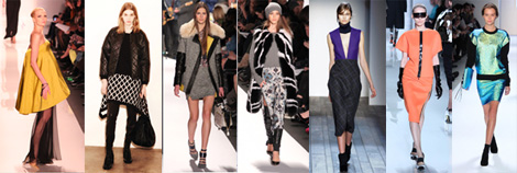 The TOP 7 New York Fashion Week Trends From Fall 2013 To Wear NOW