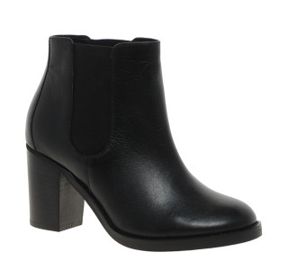 ASOS APOCALYPSE Leather Chelsea Ankle Boots