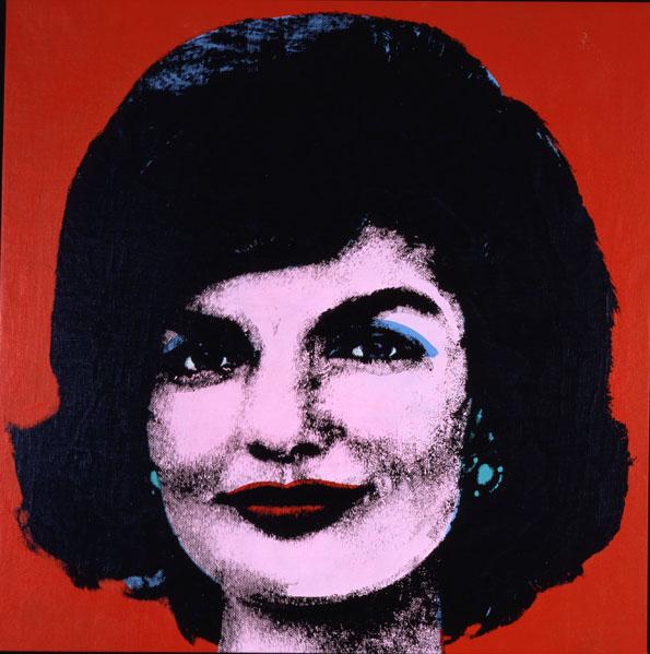 Andy Warhol (American, 1928–1987). Red Jackie, 1964.