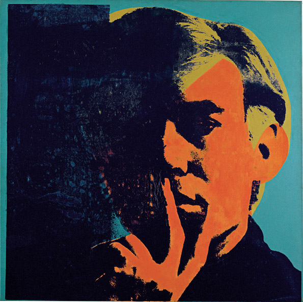 Andy Warhol (American, 1928–1987). Self-Portrait, 1967