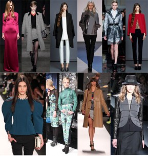 Wearable Runway trends from Day 2 of NYFW- catwalks of Rebecca Minkoff, Charlotte Ronson, Helmut Lang, Rag & Bone, Jenni Kayne, St. John, and Jason Wu
