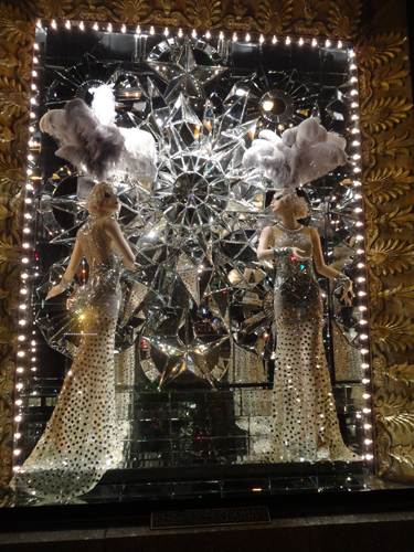 Bergdorf Goodman New York Holiday Windows