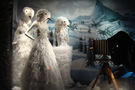 Bergdorf Goodman Holiday 2011 Windows- West 58th Street