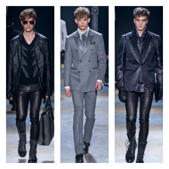 John Varvatos Fall 2014