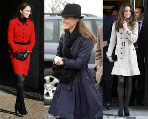 Kate Middleton Is Major on Polished, Professional Fashion Style