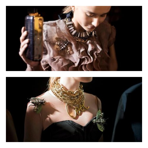 Statement Jewels from Lanvin