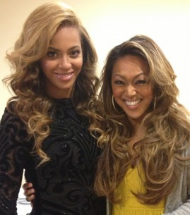 Mally and Beyonce