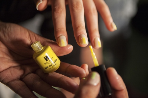Christian Sariano Deco Nails Spring 2014