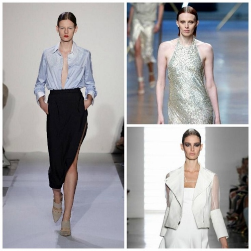 New York Fashion Week Highlights Spring 2014