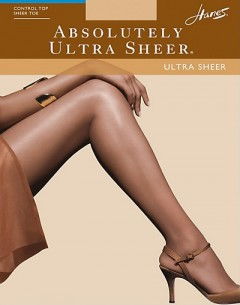 Hanes Absolutely Ultra Sheer
