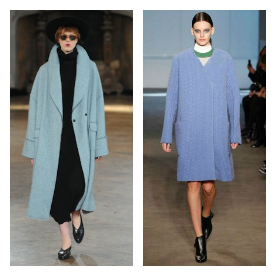 Creatures of Comfort (left), Derek Lam (right)