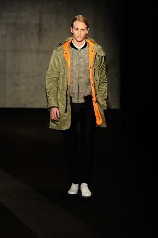 Rag & Bone Men Fall 2013