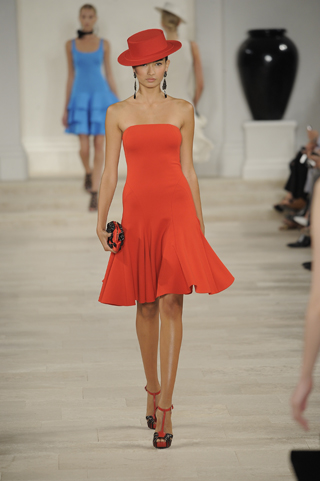 Ralph Lauren Collection Spring 2013