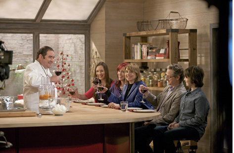 EMERIL'S TABLE- HOLIDAY COOKING FOR A CROWD, Watch our episode, get the recipes