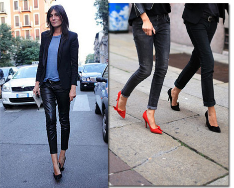 THE FRENCH CHIC FORMULA FOR EVERYDAY STYLE A LA EMMANUELLE ALT