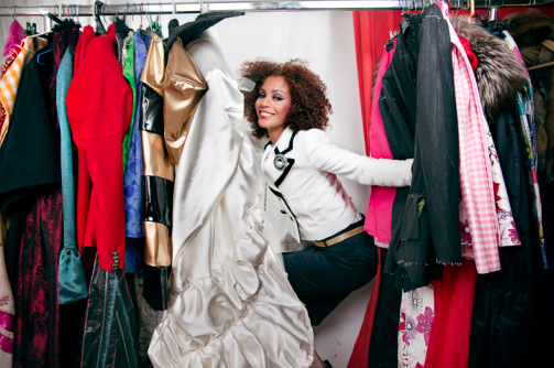 how to clean out your business wardrobe