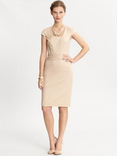 The Kate Sheath at Banana Republic