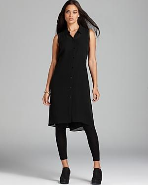 Eileen Fisher Classic Collar Dress