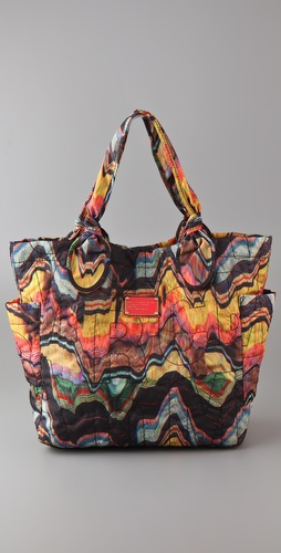 Marc by Marc Jacobs  Pretty Nylon Print Medium Tote