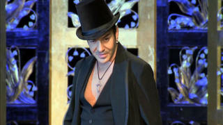 John Galliano in Fellini of Fashion