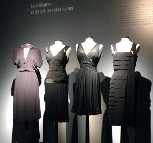 Fernanda Gattinoni dresses from 1950's -1960's for Italian screen legend Anna Magnani, who was known for her smoldering sexuality and ability to be