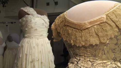 First Lady Gowns at the Smithsonian Behind the Scenes Video