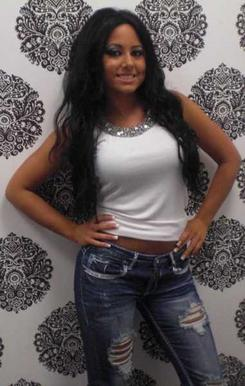 Olivia Bois Sharpe from the new hit reality show, Jerseylicious, wear A7 jeans!