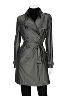 Burberry lined trench at Buberry.com