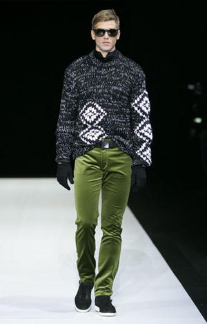 Emporio Armani - Men's Collection