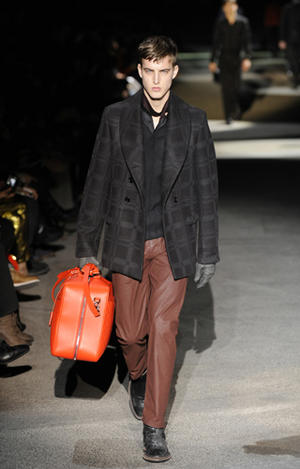 Louis Vuitton Menswear Fall 2011