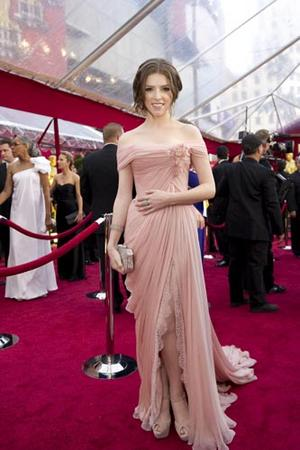 [Photos] Oscars Red Carpet 2012