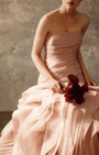 Enough About Kim Kardashian's Wedding Dress, White by Vera Wang is the Affordable Bridal Collection at David's Bridal