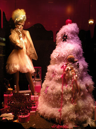 Galeries Lafayette in Paris - The sweetest Christmas windows